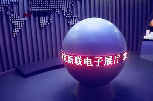 新联电子展示馆