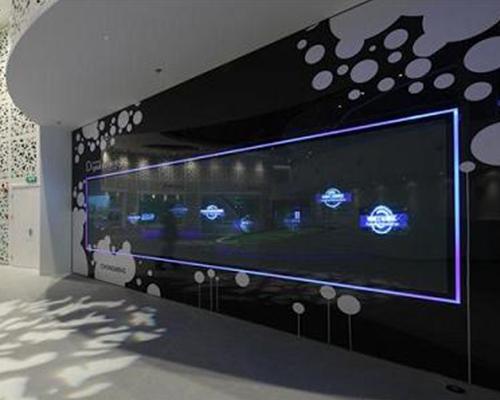 互动魔镜墙